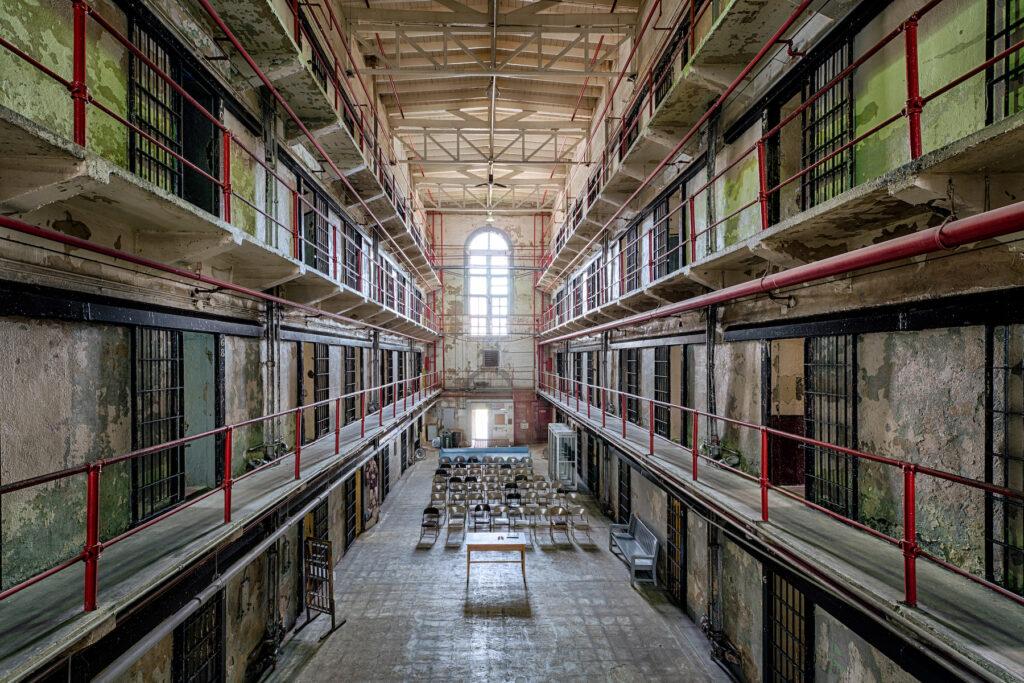 The Missouri State Penitentiary in Jefferson City.