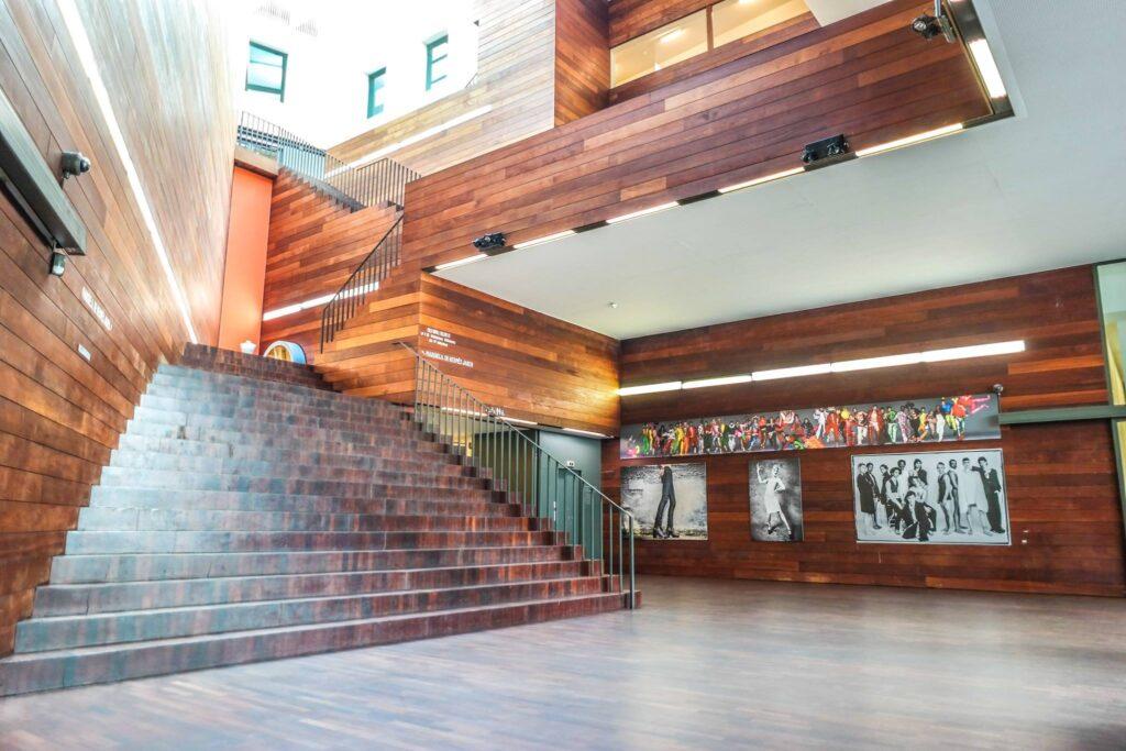 The ModeMuseum in Antwerp, Belgium.