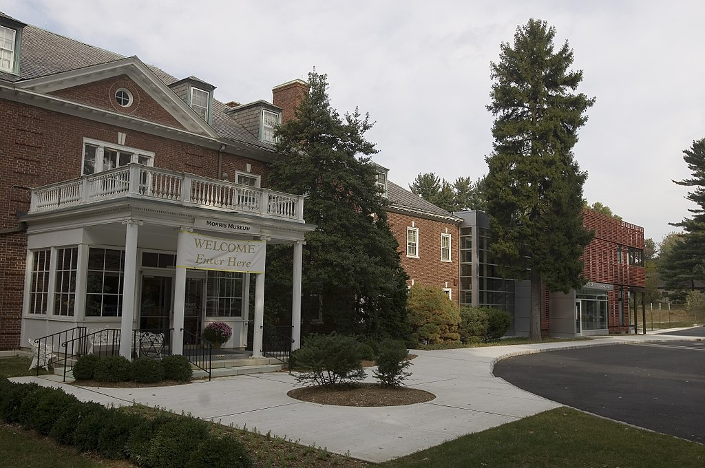 The Morris Museum in Morristown, New Jersey.
