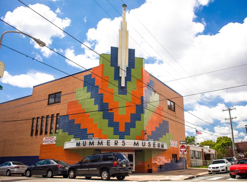 The Mummers Museum in Philadelphia