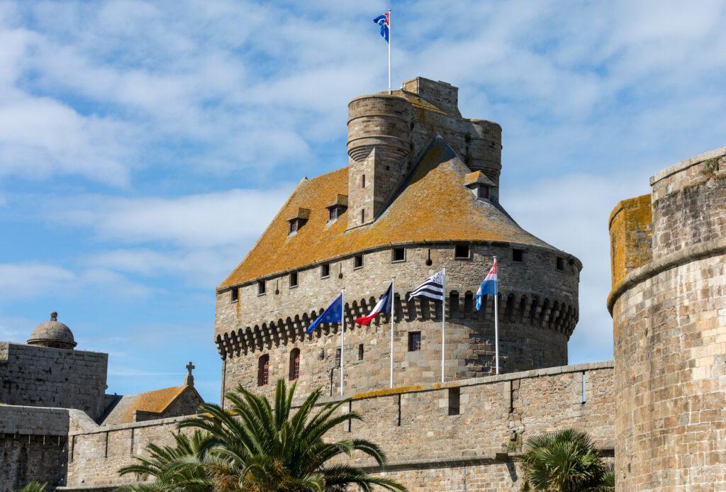 The Musee D'Histoire de Saint-Malo.