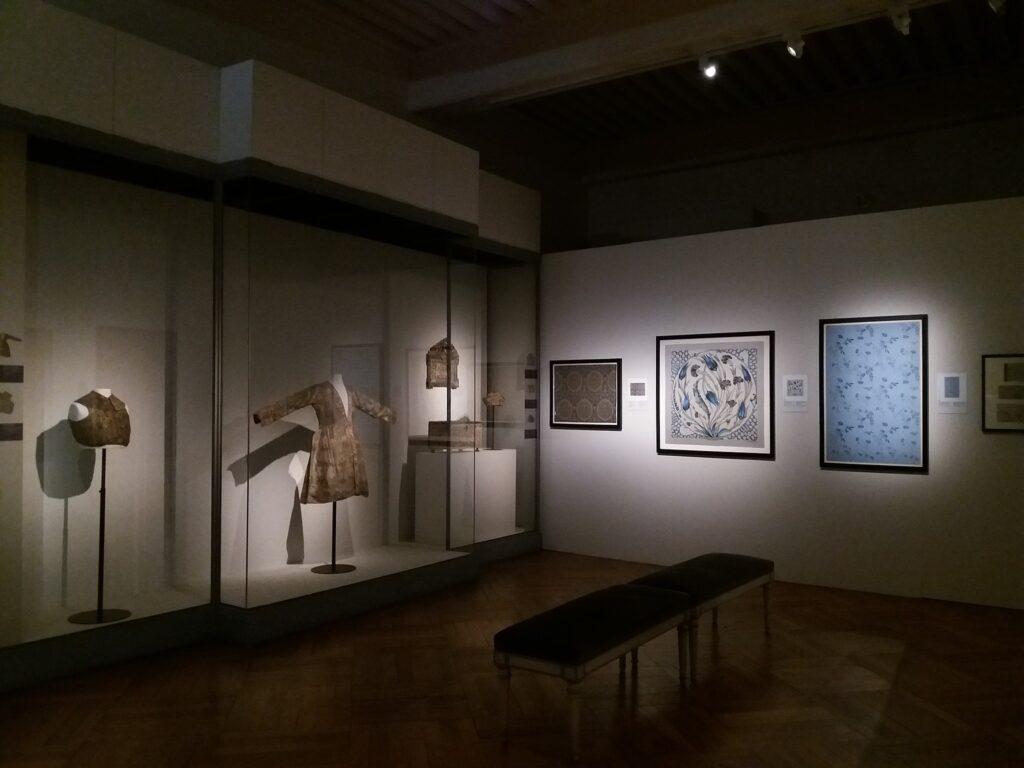 The Musee des Tissus et des Arts Decoratifs in Lyon.