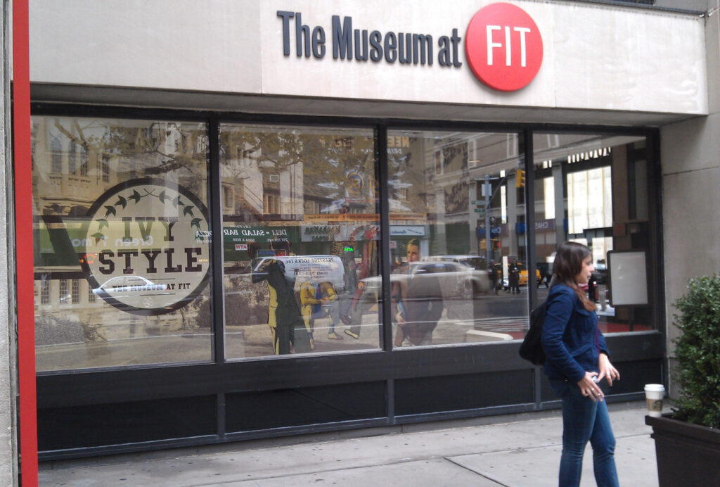 The Museum At The Fashion Institute of Technology.