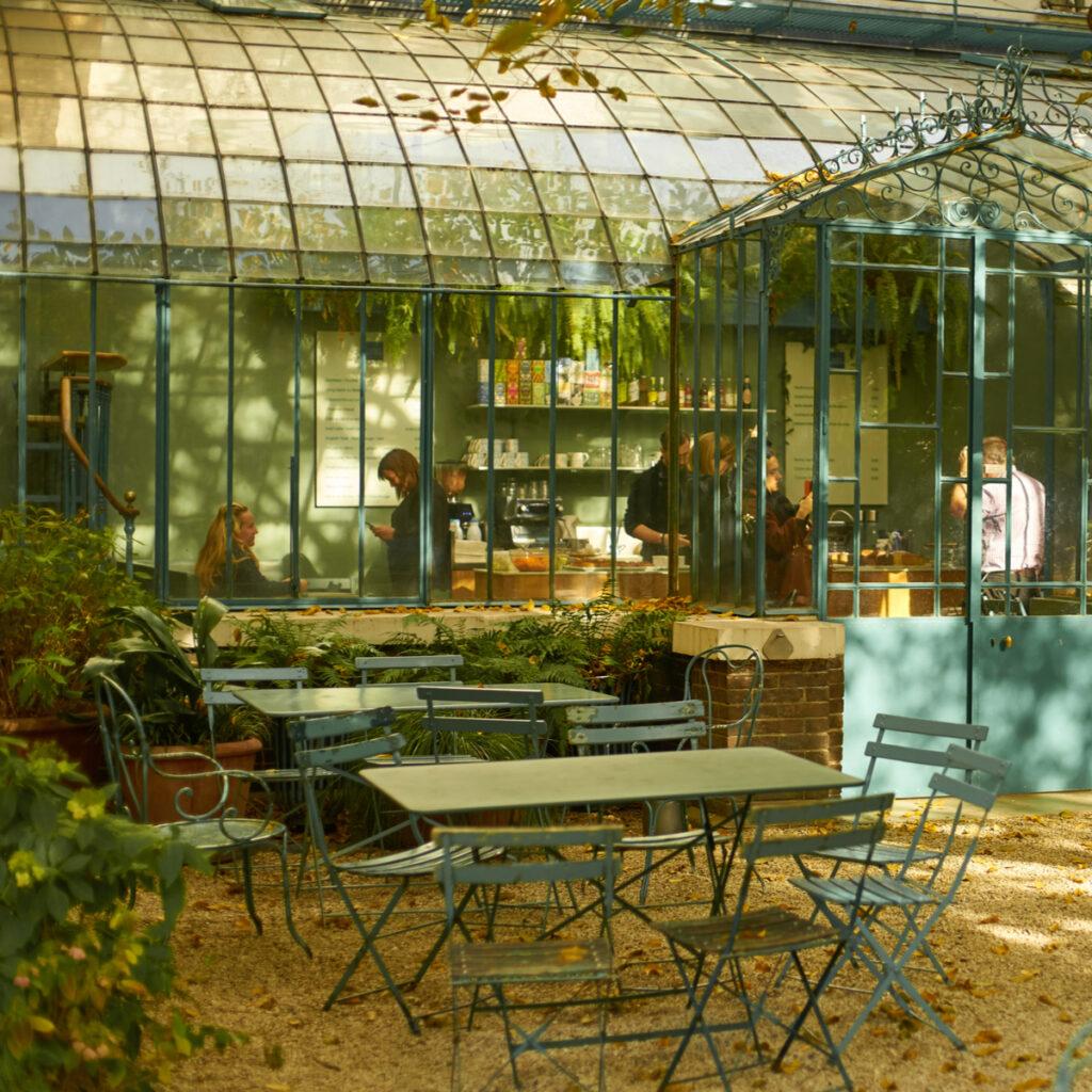 The Museum of Romantic Life in Paris, France.