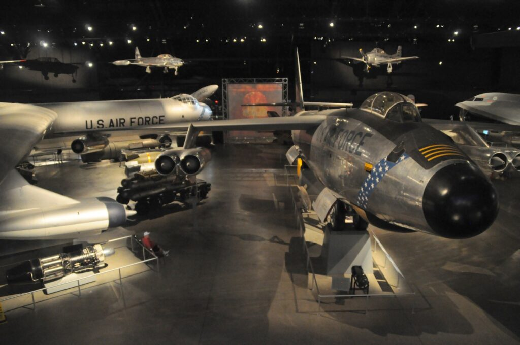 The National Museum Of The United States Air Force.