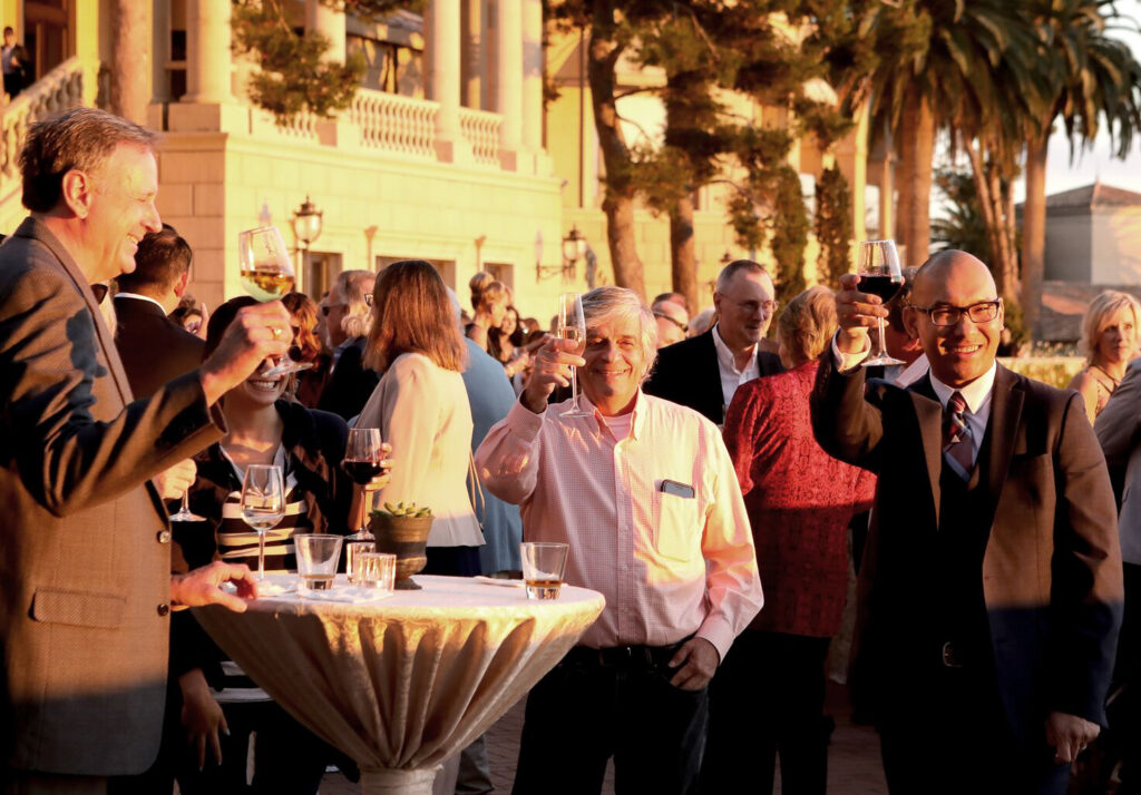 The Newport Beach Food And Wine Festival.