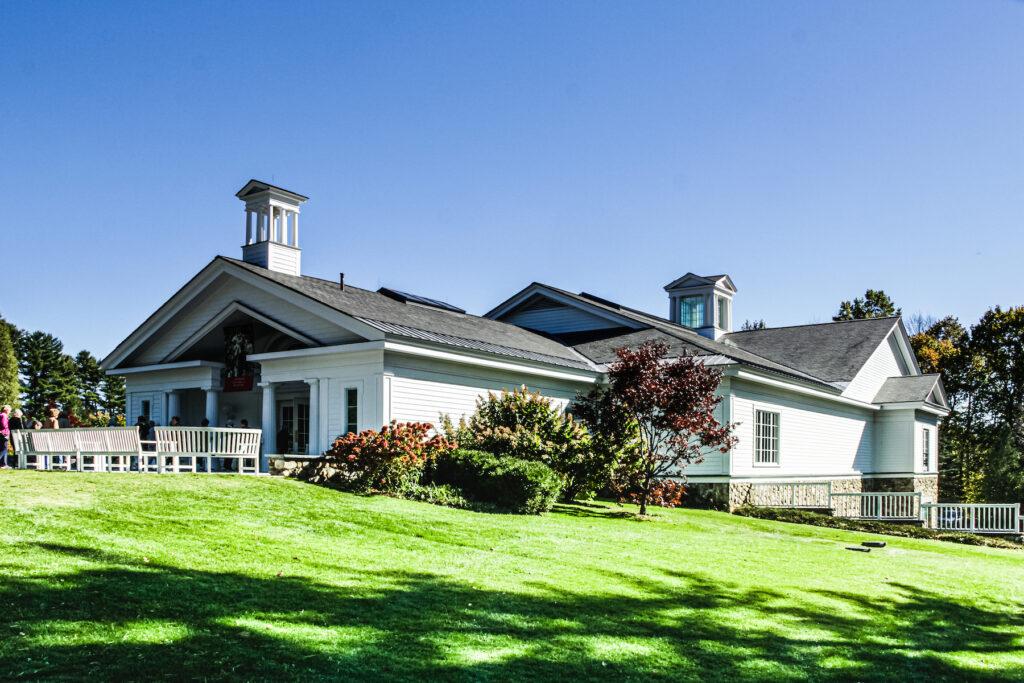 The Norman Rockwell Museum in Stockbridge, Massachusetts.