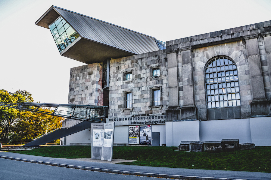 The Nuremberg Documentation Center in Germany.