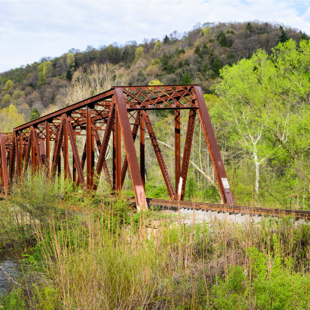 The Oil Creek State Park and Titusville Railroad in Pennsylvania..jpg