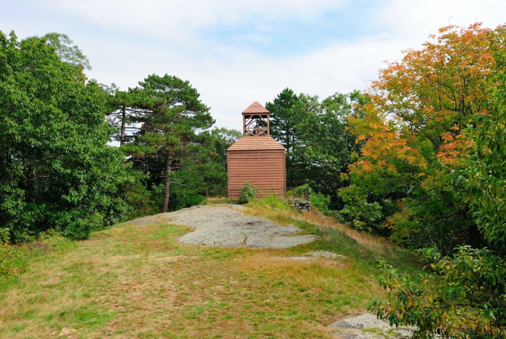 The Old Belfry in Lexington, Massachusetts.