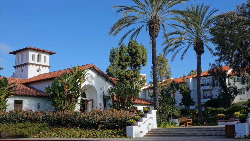 The Omni Resort La Costa in Carlsbad, California.