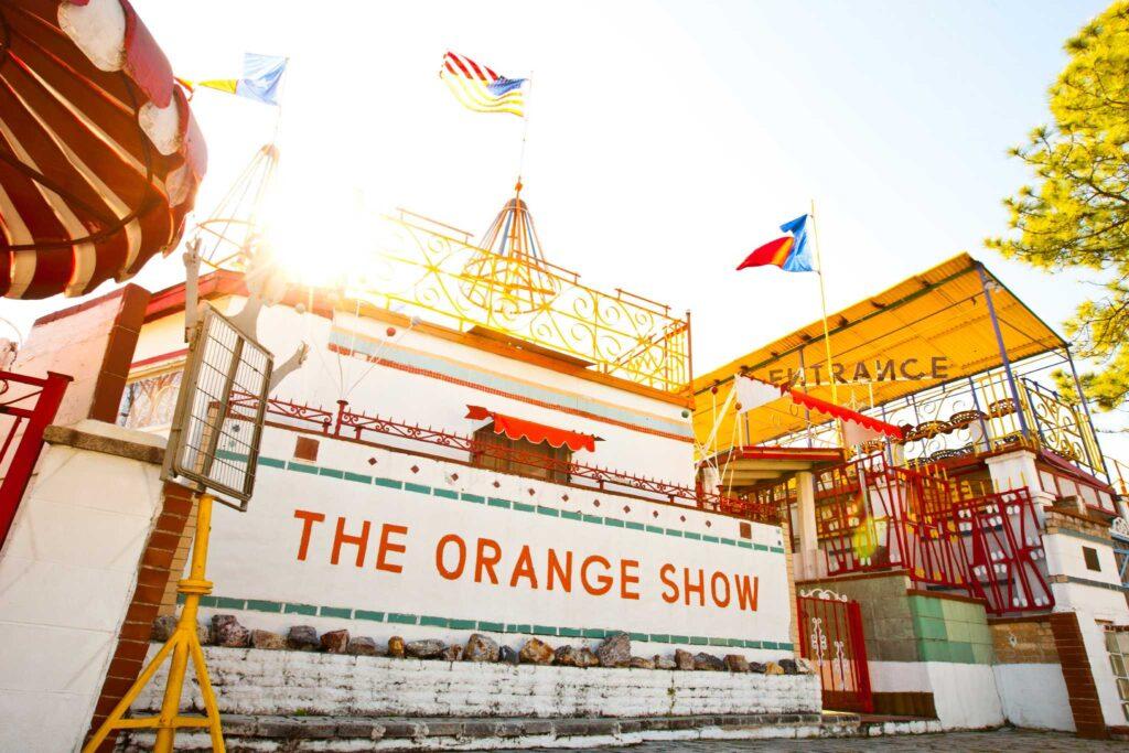The Orange Show Center for Visionary Art.