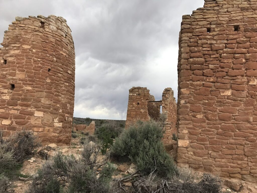 The Palace at Hovenweep National Monument.