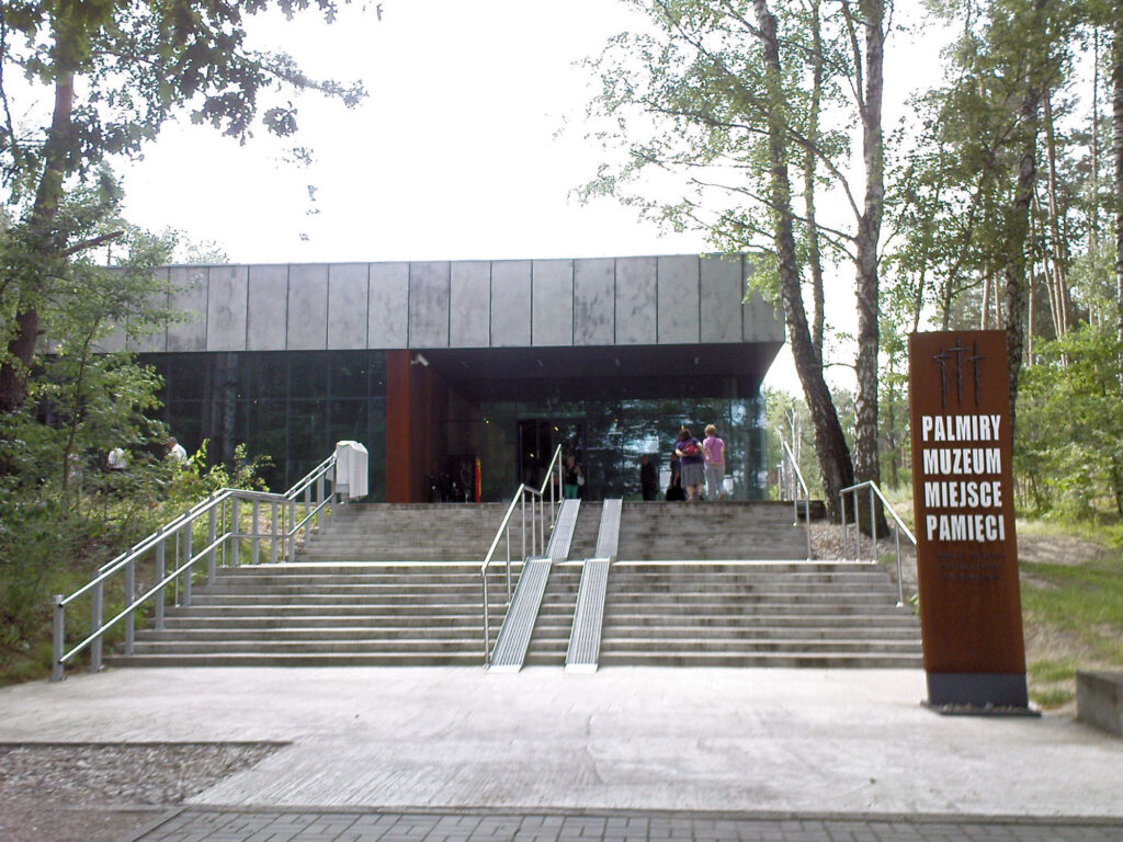 The Palmiry National Memorial and Museum.