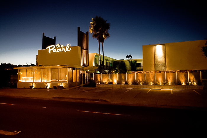 The Pearl Hotel in San Diego, California