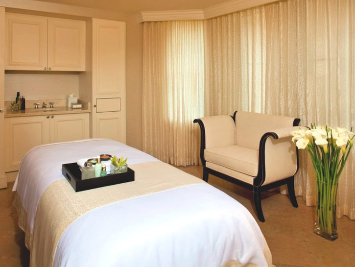 The Petite Spa at The Jefferson is top rated in Washington, DC.