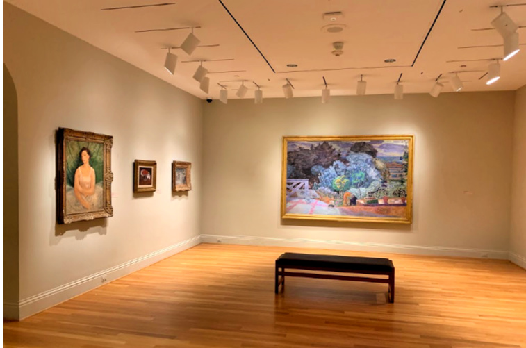 The Phillips Collection should be a must visit on an art-filled getaway in Washington, DC