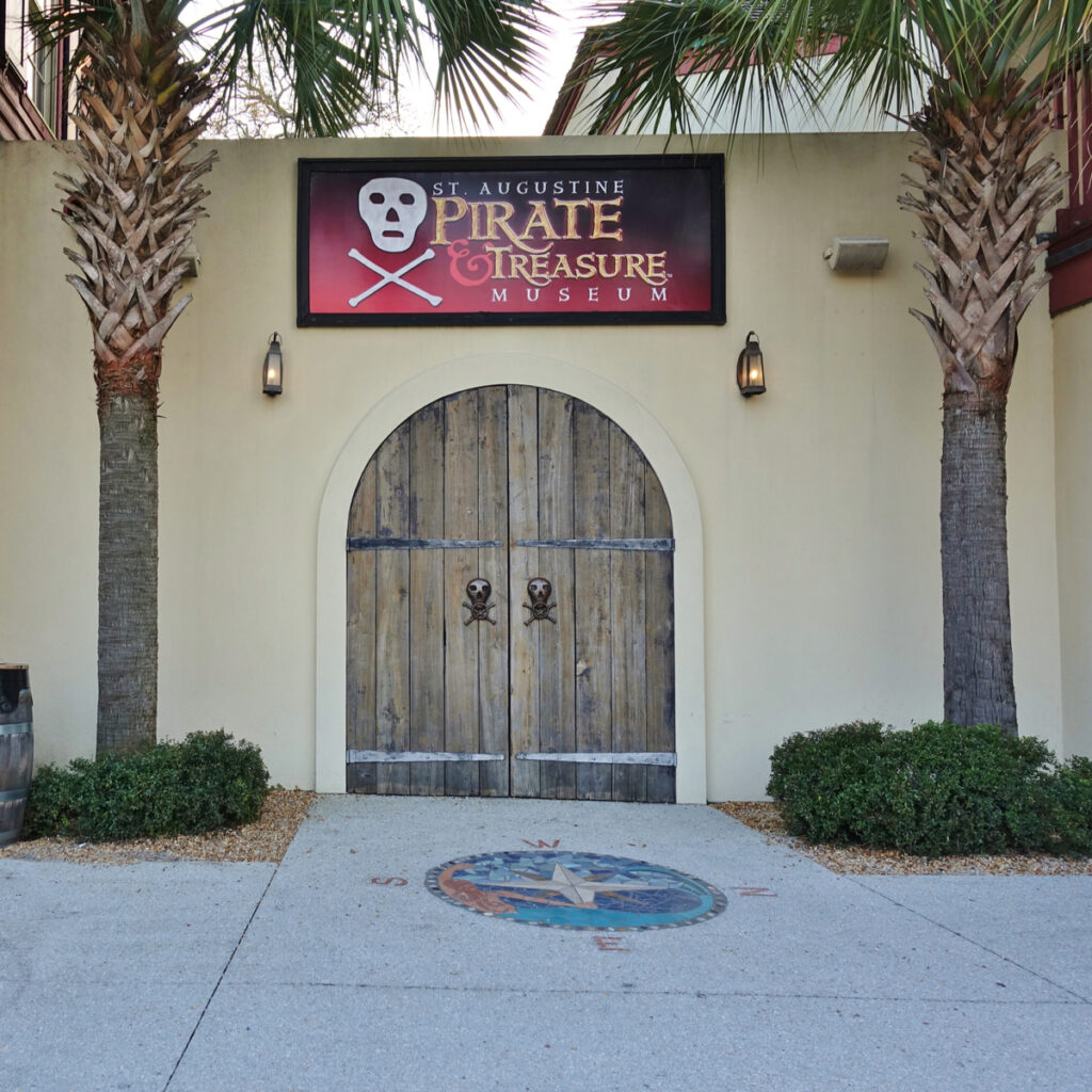 The Pirate Museum in St. Augustine, Florida.