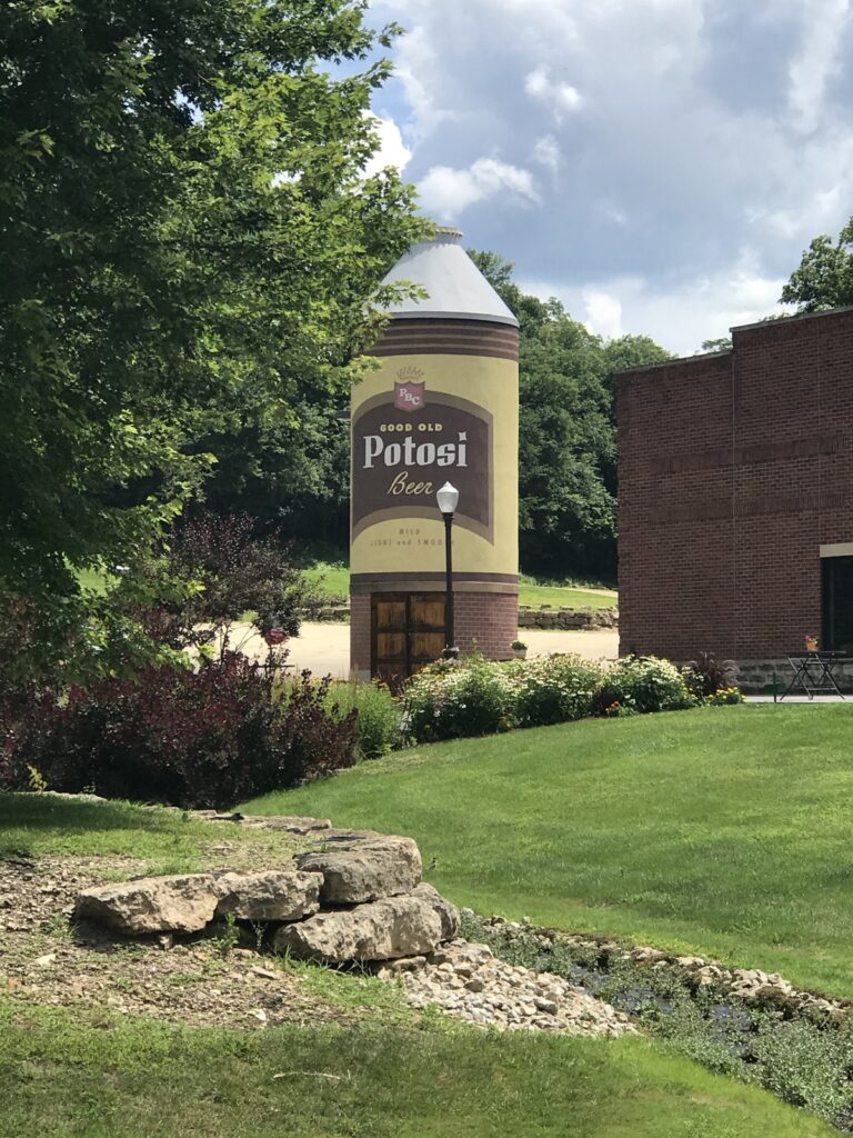 The Potosi Brewery in Wisconsin.