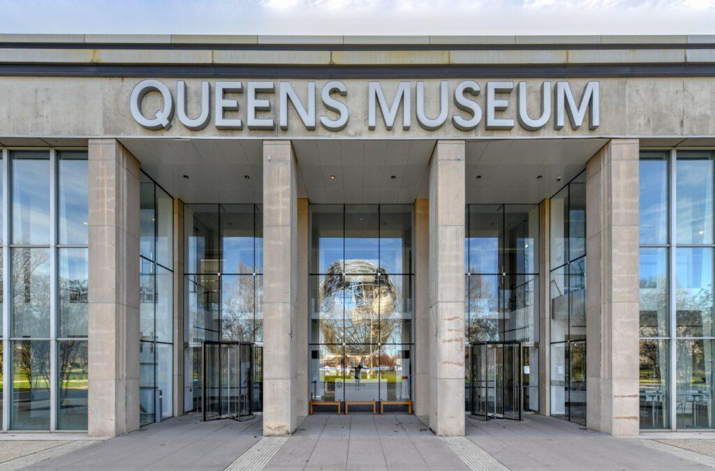 The Queens Museum in New York.
