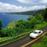 The Road to Hana in Maui, Hawaii.