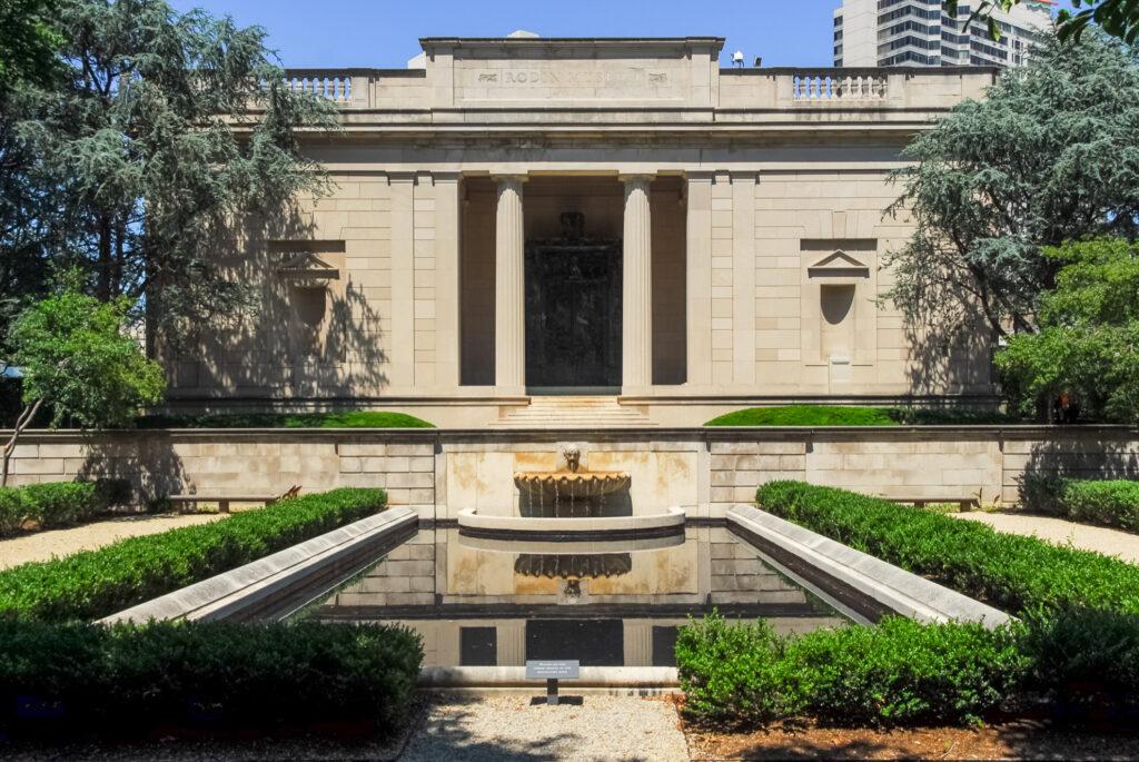 The Rodin Museum in Philadelphia