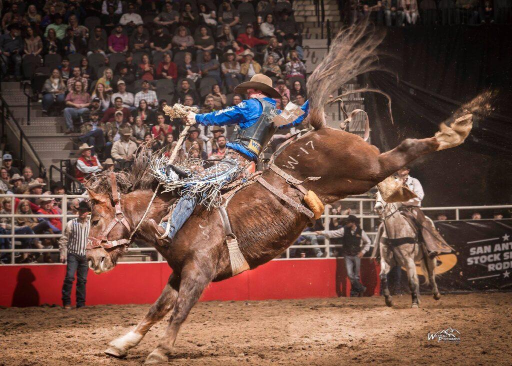 The San Antonio Stock Show And Rodeo.