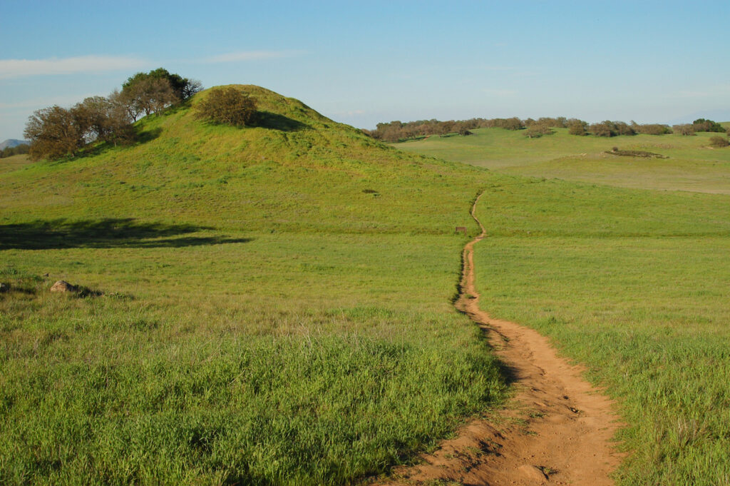 The Santa Rosa Plateau Ecological Reserve.