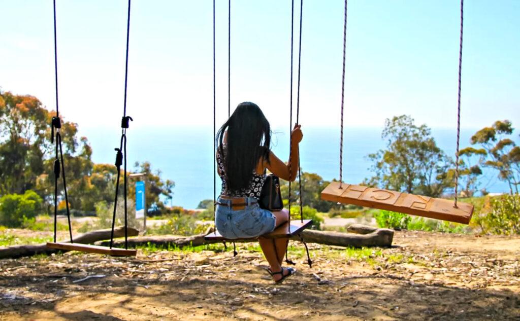 The Secret Swings in San Diego