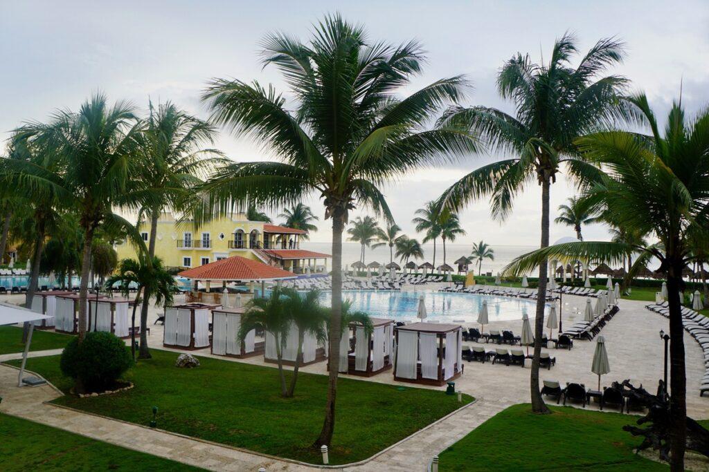 The Secrets Capri Riviera Cancun resort.