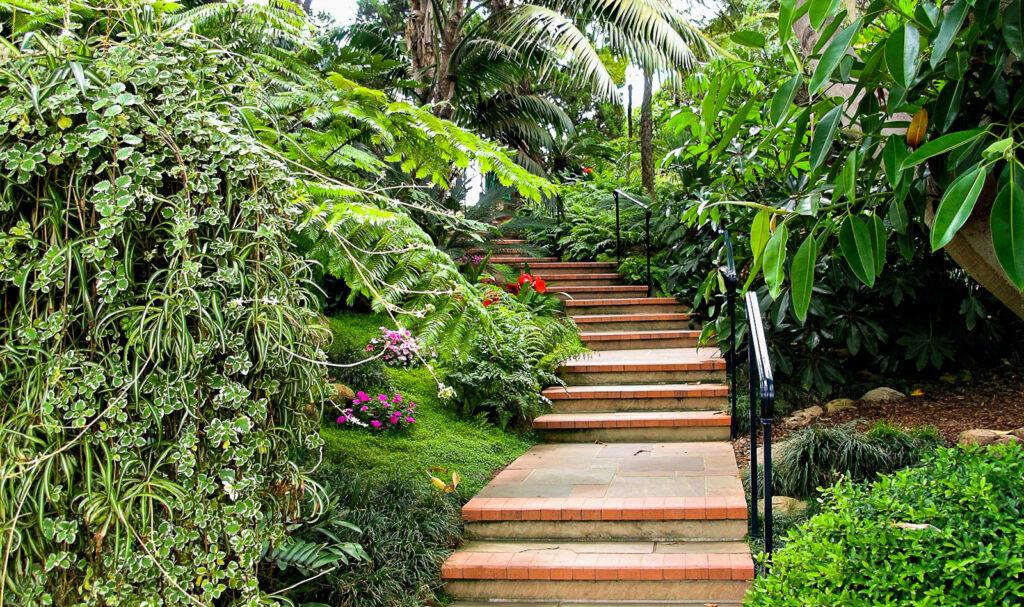 The Self-Realization Fellowship's Meditation Gardens