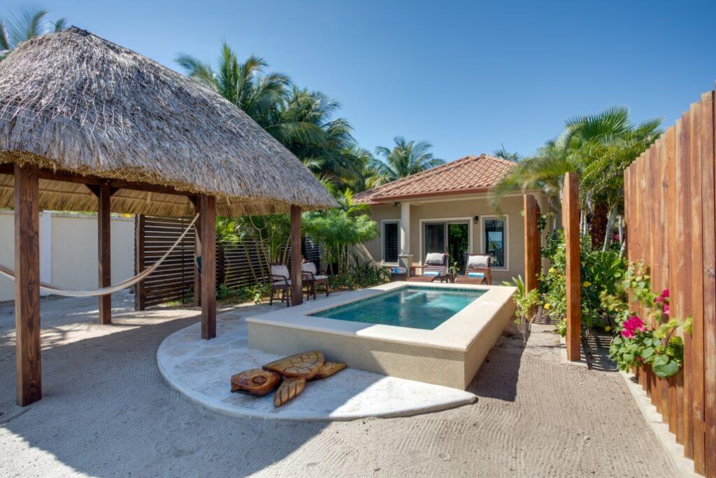 The Sirenian Bay Resort in Belize.