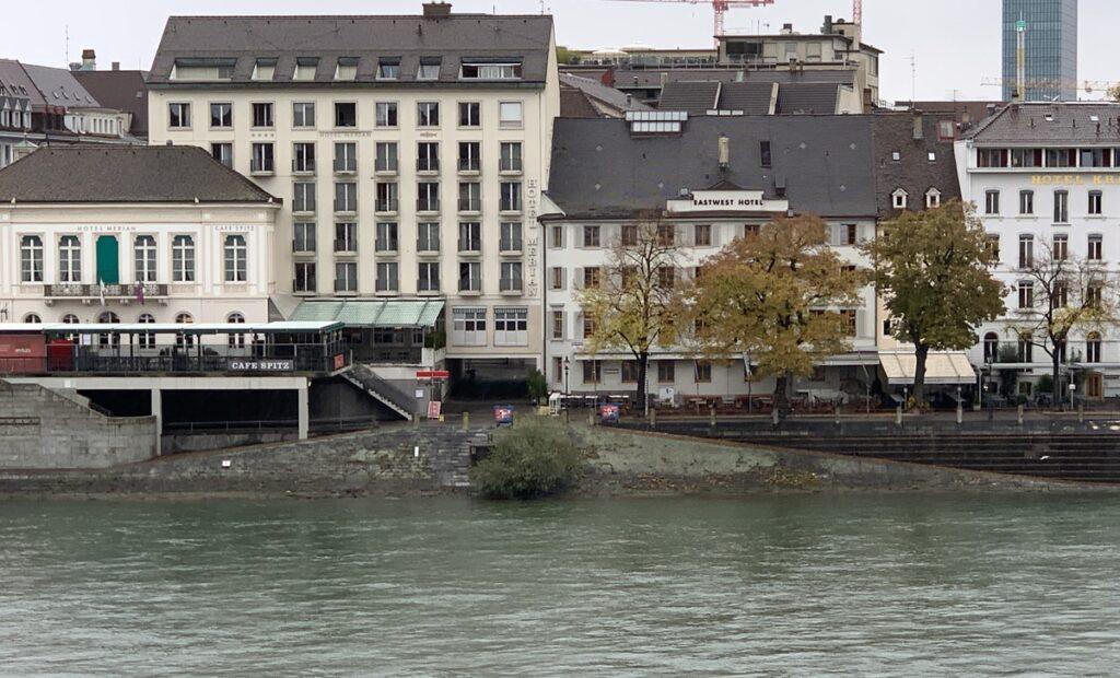 The Sorell Merian hotel in Basel.
