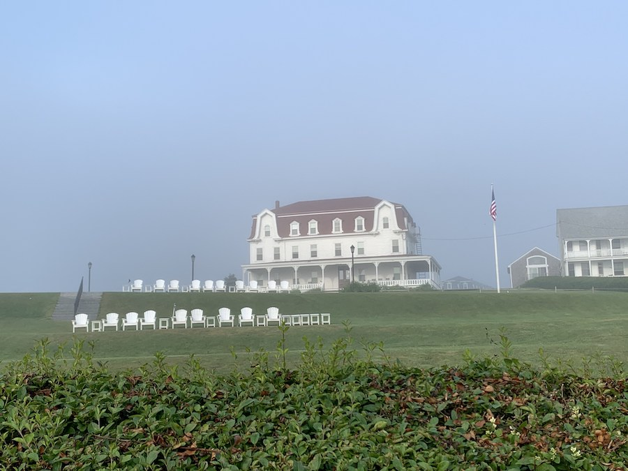 The Spring House Hotel on Block Island.