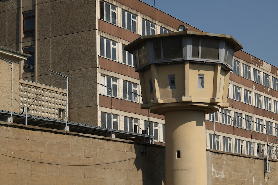 The Stasi Museum in Berlin, Germany,