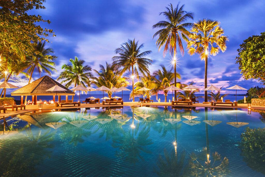 The Surin in Phuket, Thailand.
