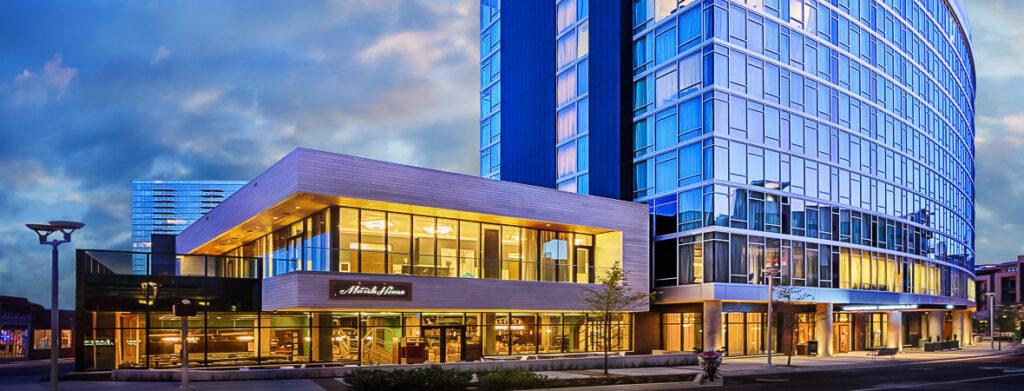 The Thompson Hotel in Nashville