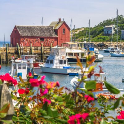 The town of Rockford, Massachusetts.