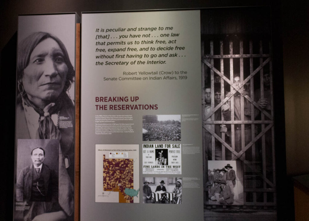 The Treaties between the U.S. and American Indian Nations.