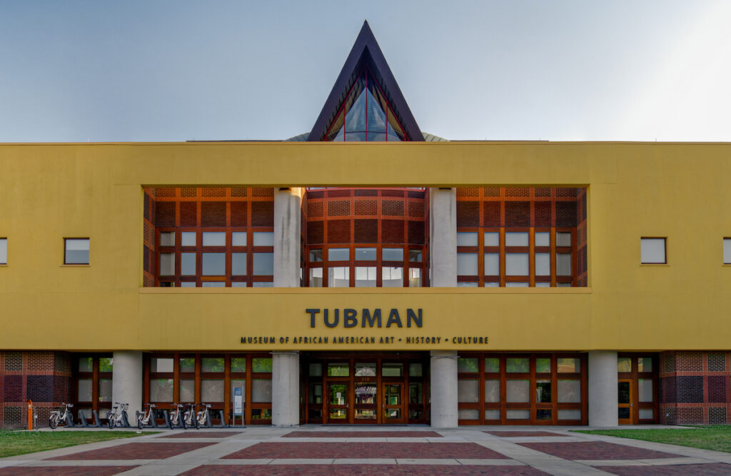 The Tubman Museum in Macon, Georgia.