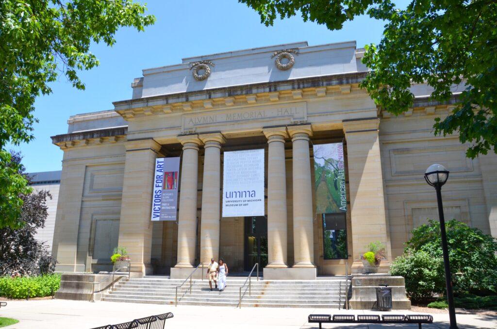 The University of Michigan Museum of Art.