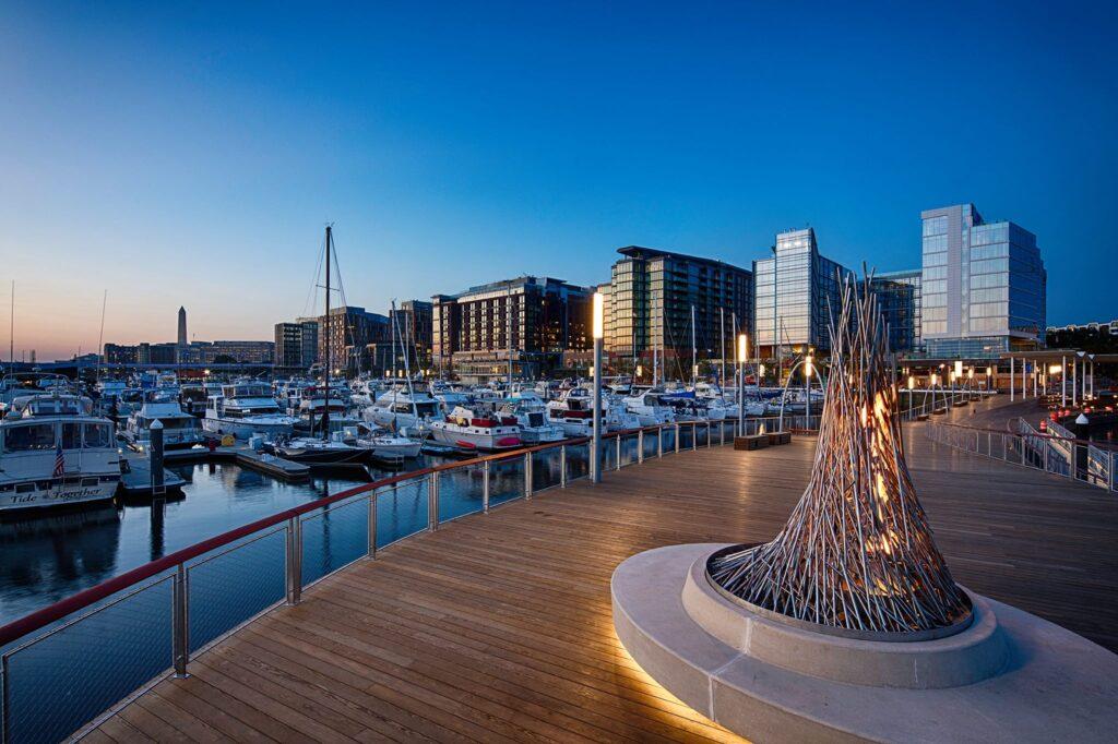 The Wharf in Washington D.C.