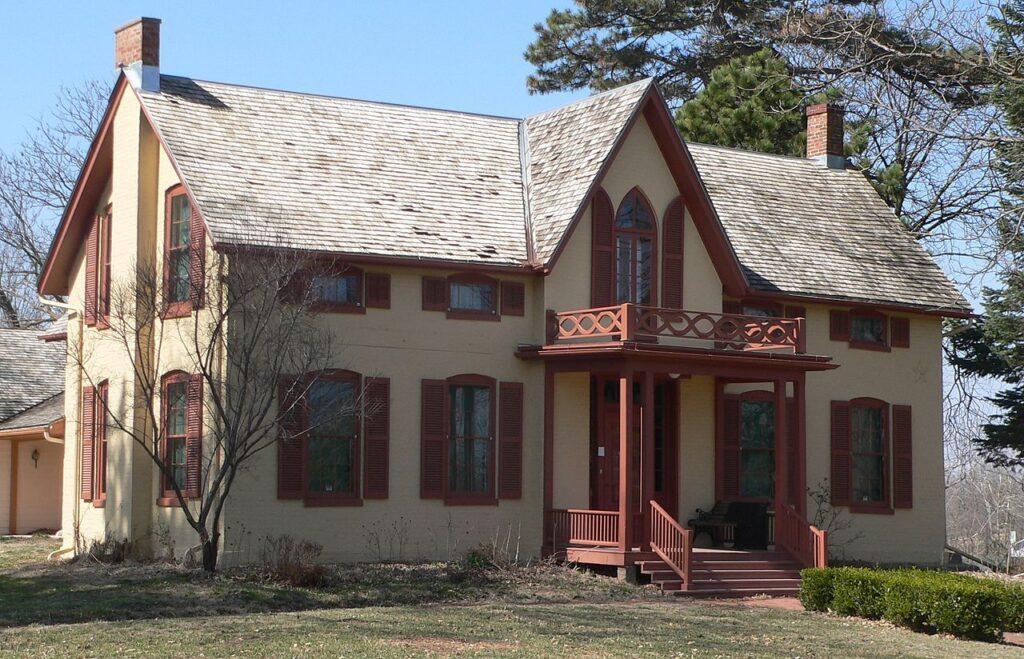 The Wildwood Historic Center in Nebraska City.