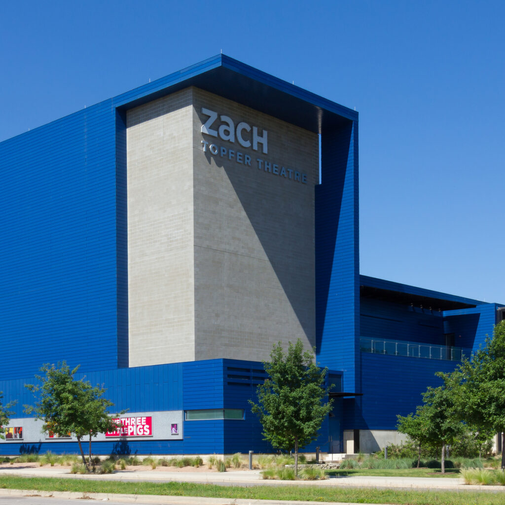 The ZACH Theater company in Austin, Texas.