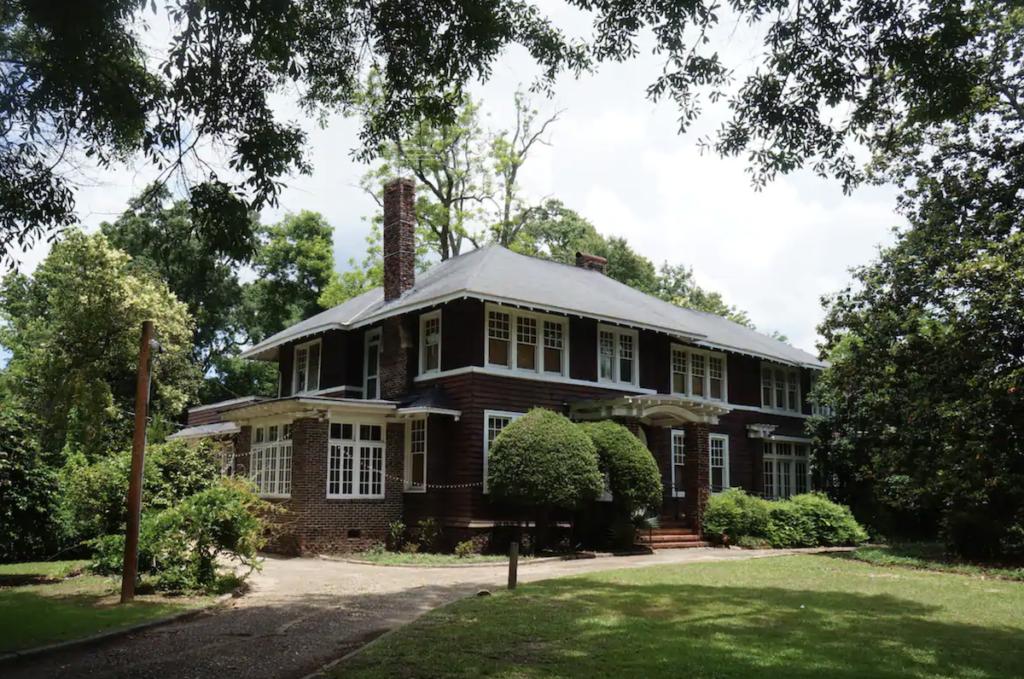 The Zelda and F. Scott Suites in Montgomery, Alabama.