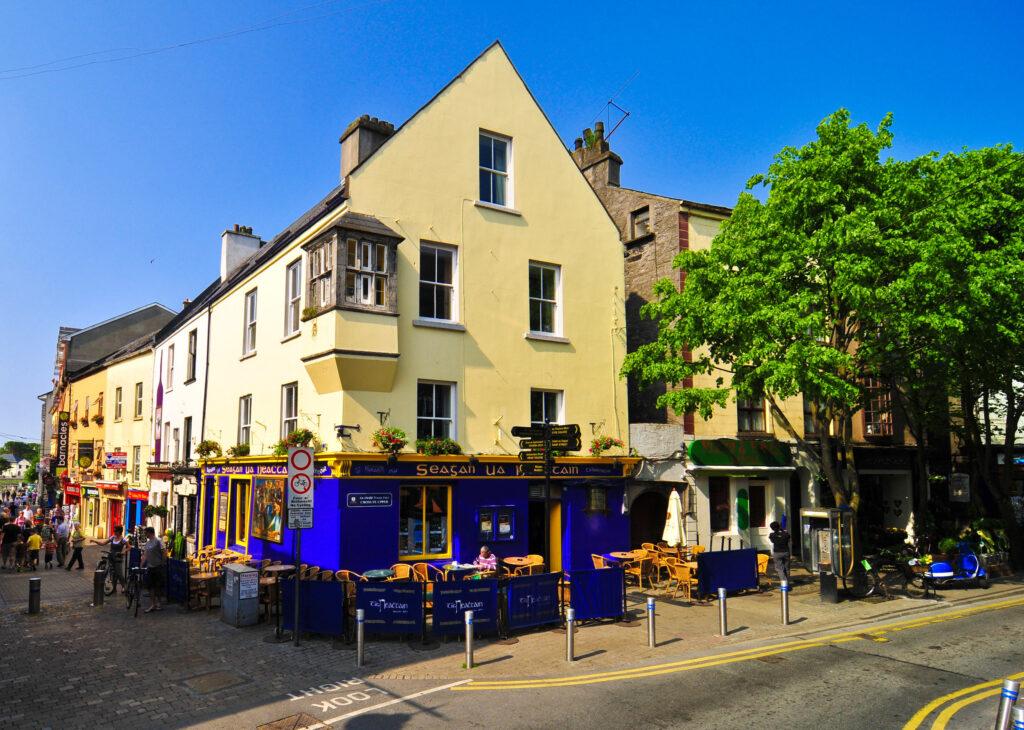 Tigh Neachtain's in Galway, Ireland.