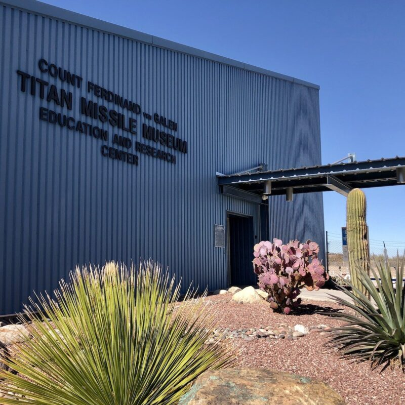 Titan Missile Museum in Green Valley, Arizona.