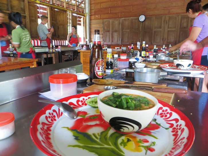 Tom Yum Goong soup, Thailand