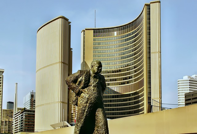 Toronto's City Hall.