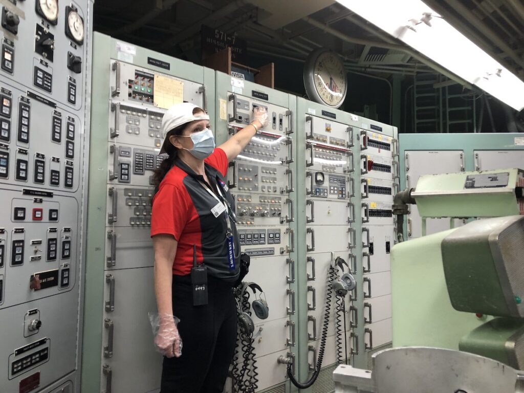 Tour at the Titan Missile Museum in Green Valley.